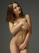 Adriana in Ample Attributes by Hegre-Art